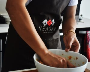 The only private cooking class in Phnom Penh